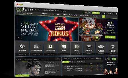Betboro site de apostas online